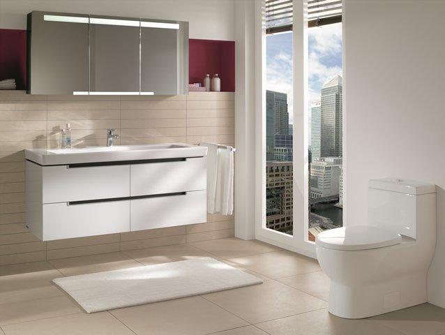 Villeroy boch cranleigh bathrooms for Villeroy et boch salle de bain