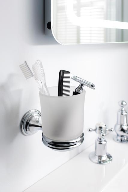 SALE Luxury Toothbrush holder straight