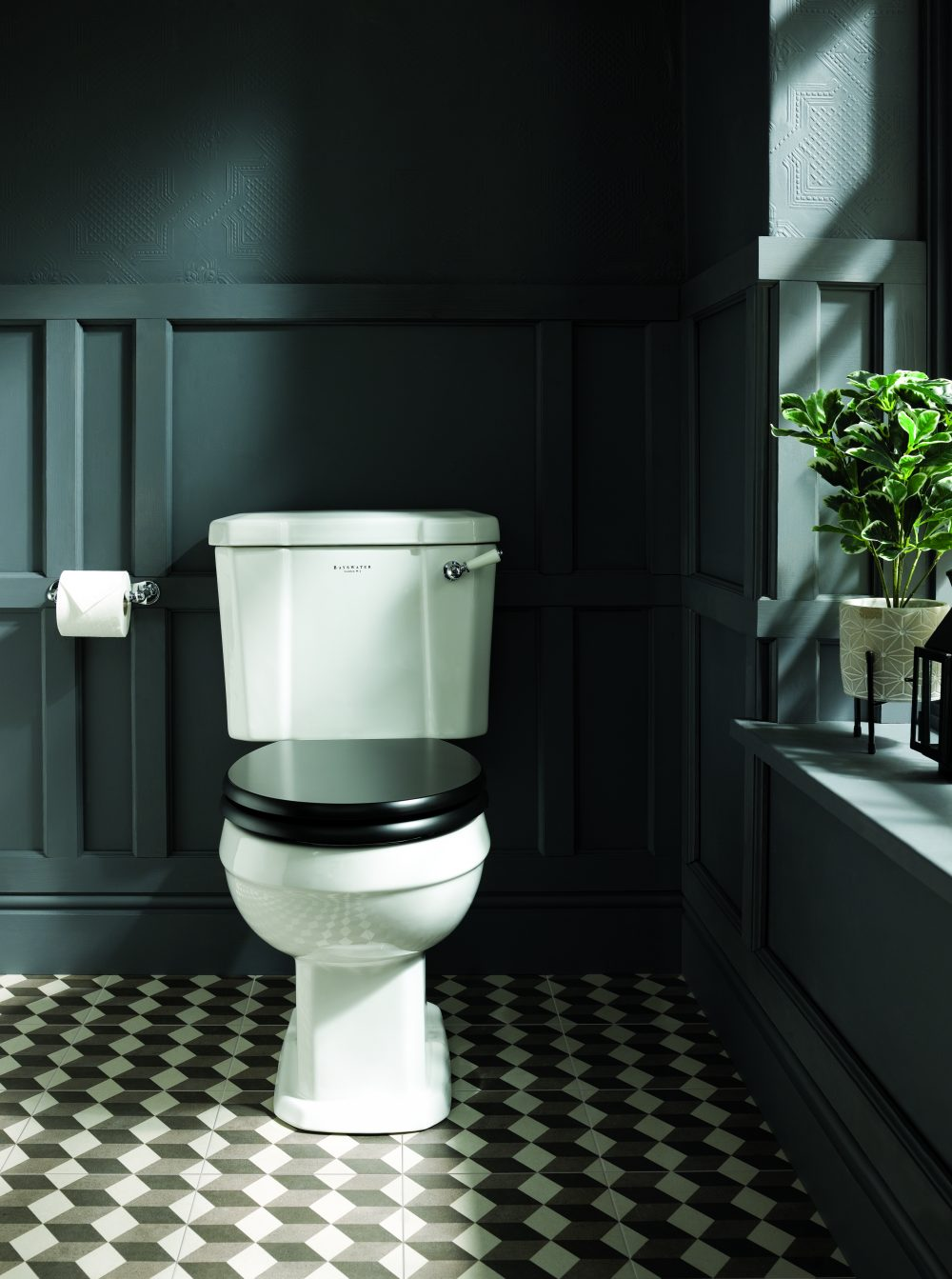 The Fitzroy Close Coupled WC
